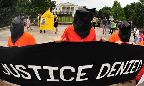 anti-torture protest