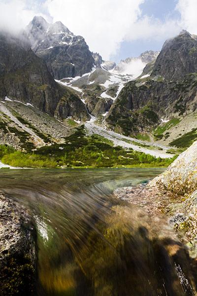 Vysoké Tatry - tatranská dolina