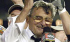 Joe Paterno, pictured in 2006, has died at the age of 85