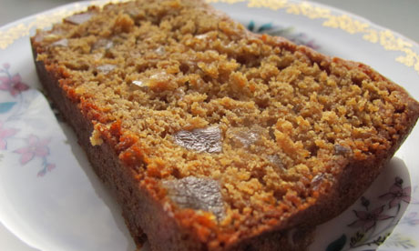 Felicity's perfect ginger cake