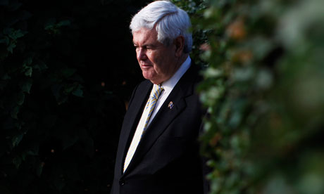 The billionaire Sheldon Adelson is backing Newt Gingrich