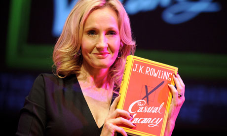 The Casual Vacancy Launch