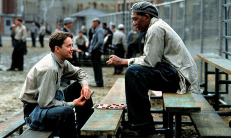 THE SHAWSHANK REDEMPTION, film still