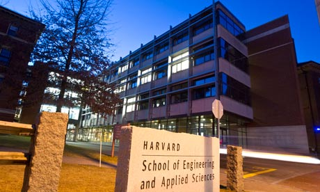 The School of Engineering and Applied Sciences on the campus of Harvard University