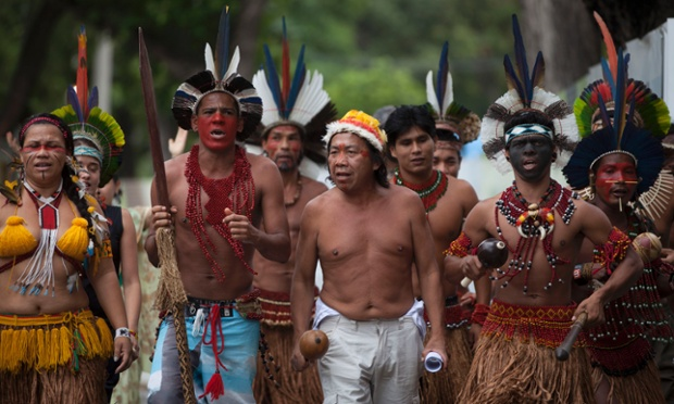 Image result for natives of the amazon