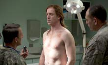 Damian Lewis in the Homeland pilot