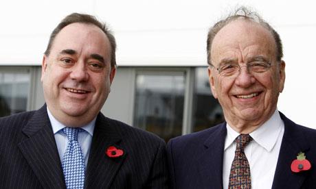 Salmond and Murdoch