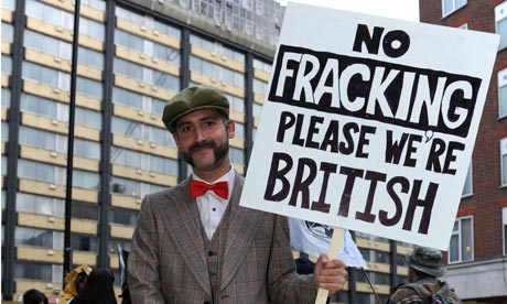 Protesters against fracking for natural gas will attempt to set up a coalition opposing it