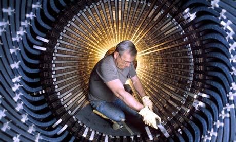 General Electric gas turbine