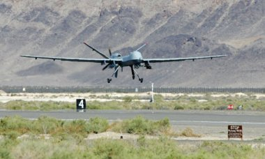 Reaper drone 8/8/07