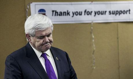 Newt Gingrich in Delaware