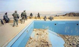 Pool at Uday Husseins Pal 008