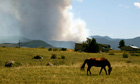 wildfires in Colorado