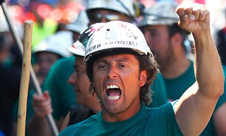 Spanish miner