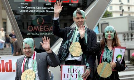 Greenwash Gold 2012 awards