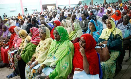 Somali constitution conference