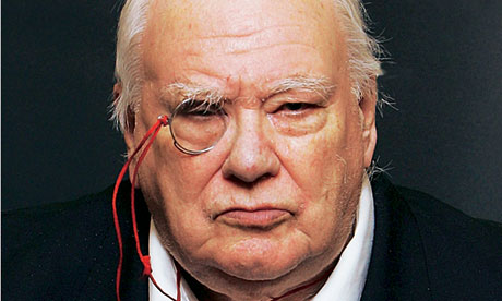 Sir Patrick Moore (Foto: Getty Images / Via The Guardian)