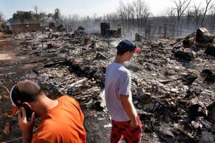 oklahoma wildfires us