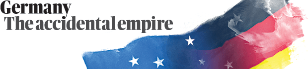 Germany accidental empire badge