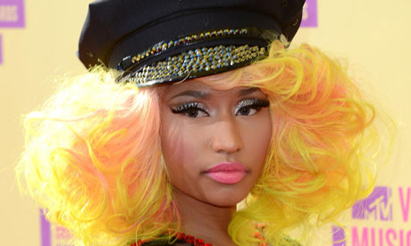 Los looks del 2012 MTV VMA