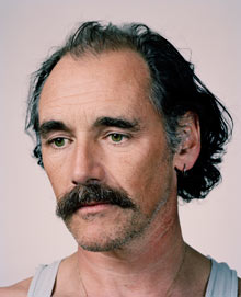 Taylor Wessing: Mark Rylance, by Spencer Murphy