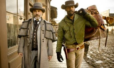 Quentin Tarantino's Django Unchained is up for Best Picture at the 2013 Oscars