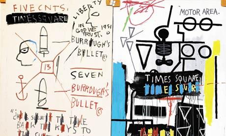 Jean-Michel Basquiat's Five Fish Species