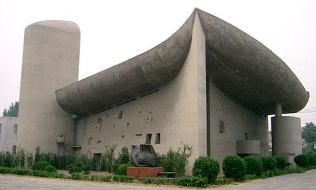 Ronchamp, Zhengzhou, 2004
