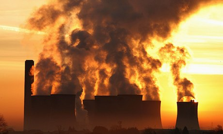 Money to burn: Fiddlers Ferry coal-fired power station near Liverpool.