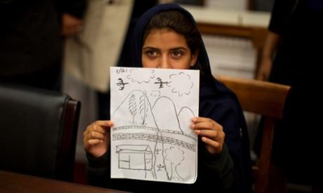 drone family testify