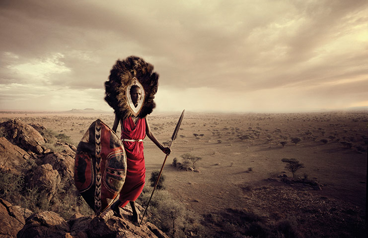 Maasai, Disappearing Lives