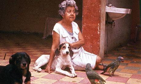 Marina Chapman, rescuer Maruja