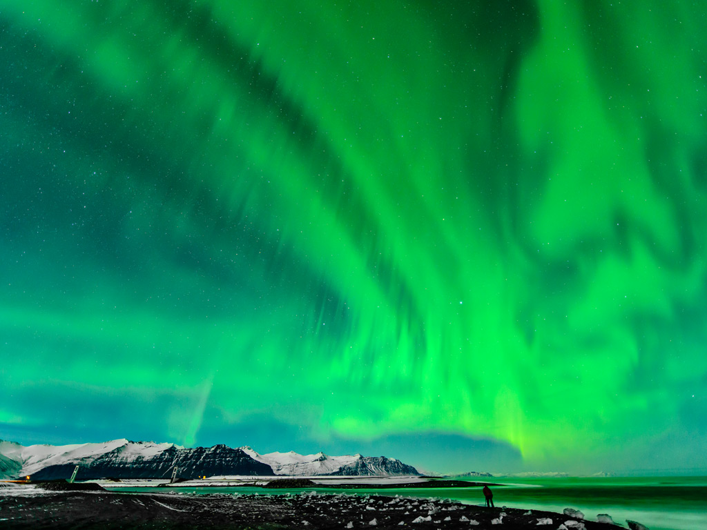 Best Month Northern Lights Iceland
