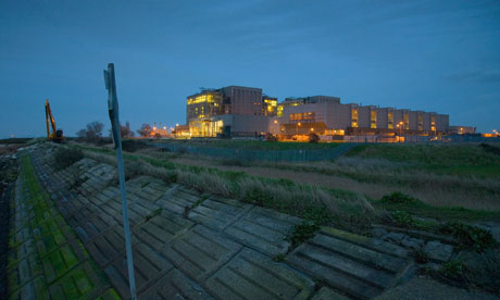 Bradwell-on-Sea nuclear