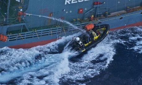 Whaling wars