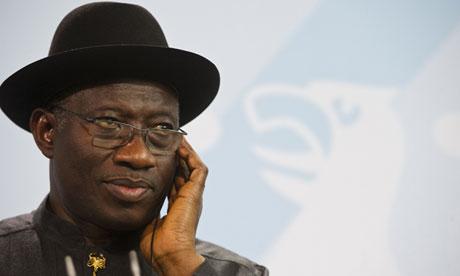 Nigeria executions president Goodluck Jonathan