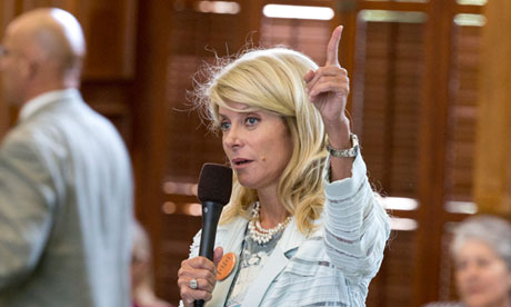Wendy Davis filibuster