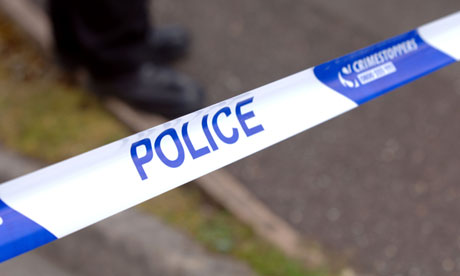 Police sealed off several streets in Tipton after reports of an explosion near a mosque