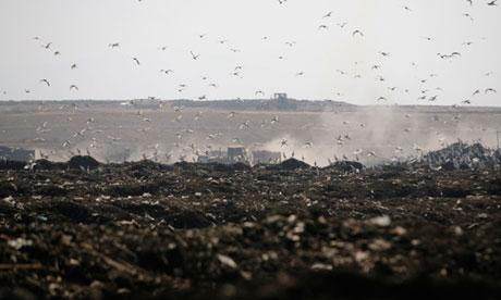 Bordo Poniente landfill