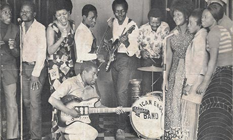 The African Eagles Band (aka The Eagles Lupopo)