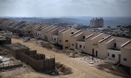 West Bank settlement