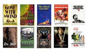 Adapting novels to the screen masterclass