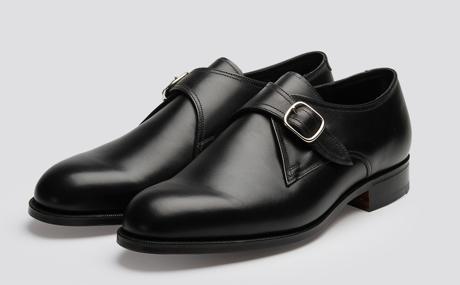 Grenson monkstrap shoe