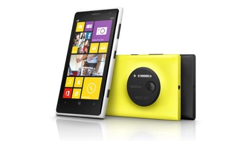 Nokia Lumia 1020 smartphone