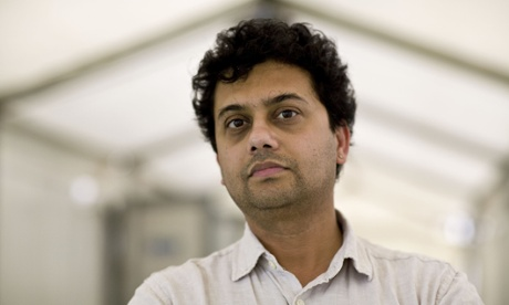 Neel Mukherjee, author of The Lives of Others.