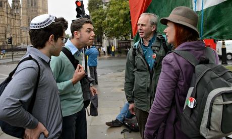 Palestine debate
