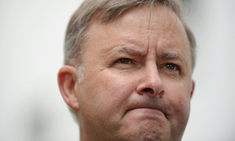 Anthony Albanese speaks to the media at Parliament House on Friday.