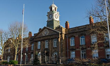 Smethwick council house building