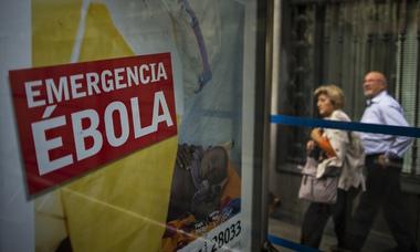Ebola poster