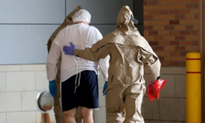 Anxiety grows in US after death of Texas Ebola patient